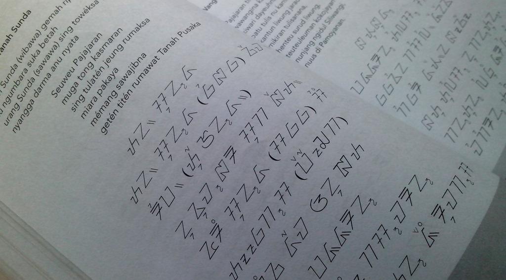 Font Aksara Sunda: Pajajaran.ttf