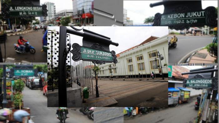 Sukarno Jadi Soekaarano, Satu Contoh Salah Papan Nama Jalan Beraksara Sunda